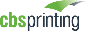 CBS Printing logo