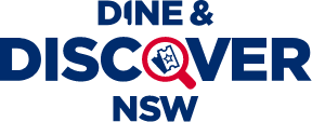 Dine and Discover NSW logo