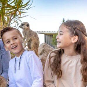 Children waiting for encounter